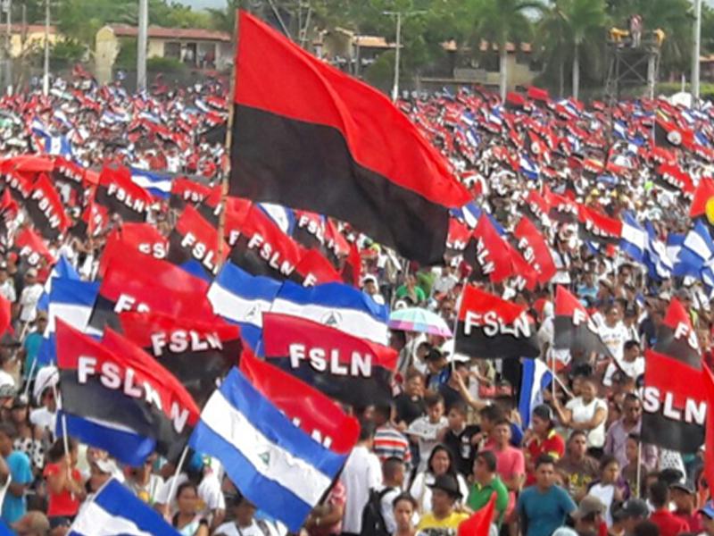 Resultado de imagen para revolucion sandinista