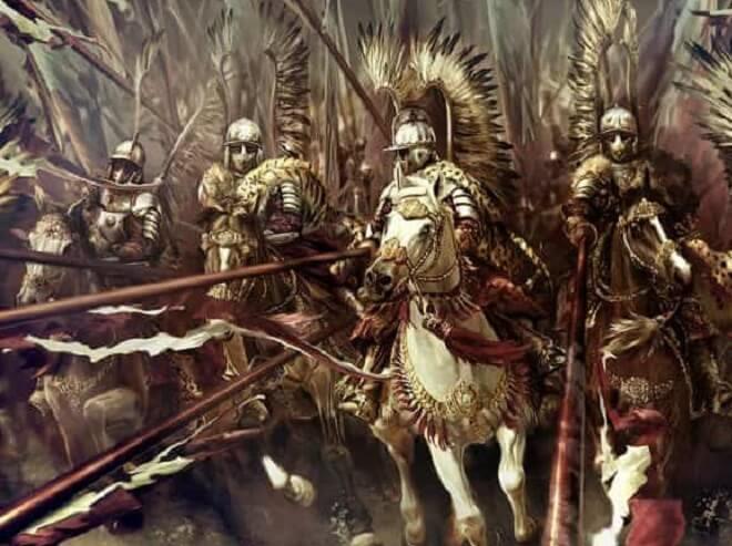 Pakaian Seragam Tentera Pelik Hussar