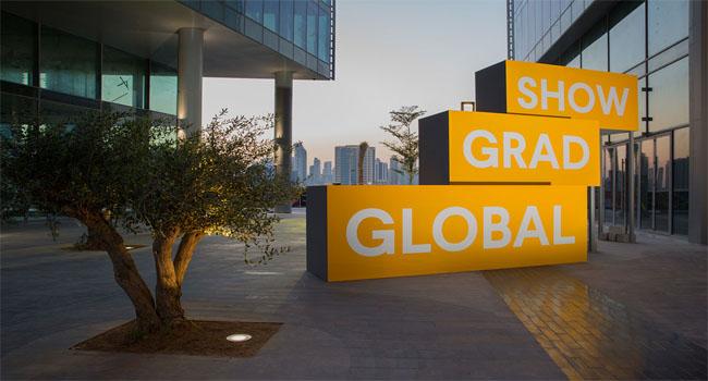 Global grad show In Dubai