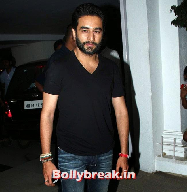 Shekhar Ravjiani, Karan Johar Birthday Party Pics 2014