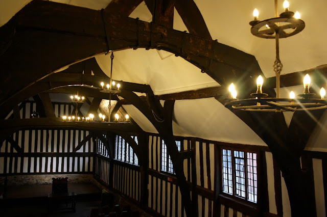 visit leicester history guildhall medieval