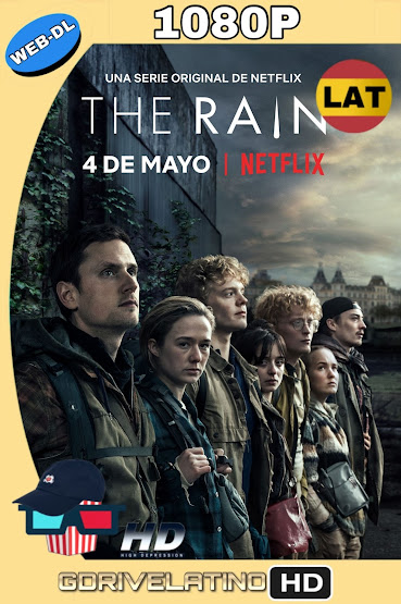 The Rain (2018) Temporada 01 WEB-DL Latino-Danés MKV