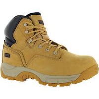 "Magnum 6"" Mens Precision Ultra Lite II Waterproof Composite-Toe Wheat Boots 5540"