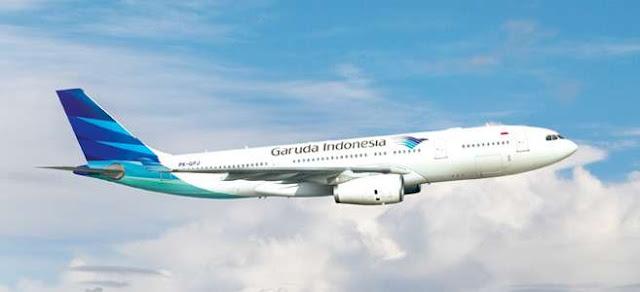 Garuda Indonesia Salah Satu dari Tujuh Maskapai Terbaik di Dunia