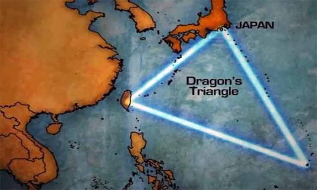 segitiga naga