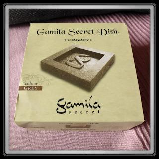 Gamila Secret - Dish verpakking