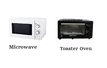 Difference Between Microwave And Oven High Technologies