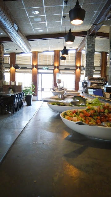More-than-delicious breakfast in Vered Hagalil