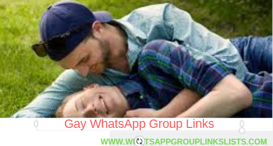 Join Gay WhatsApp Group Links List