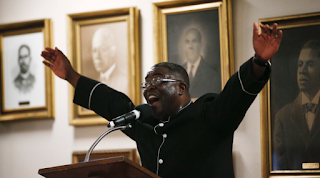 Firm convictions, uneasiness at churches before Senate race