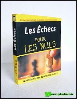 Echecs et Math sur yakachiner.be