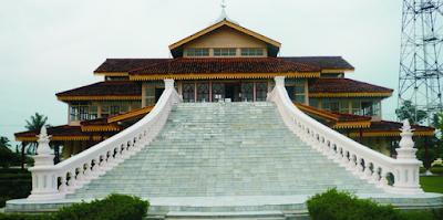 Balai kerapatan Tinggi Adat Siak