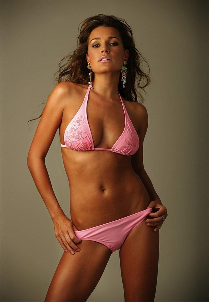 Hollywood bikini models