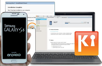 Samsung Kies 3 (All In One PC Suit) For Samsung Android