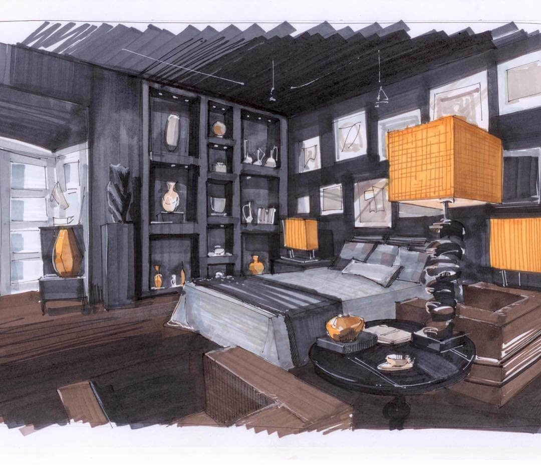 01-Bedroom-Sergei-Tihomirov-Home-Interior-Design-Drawings-www-designstack-co