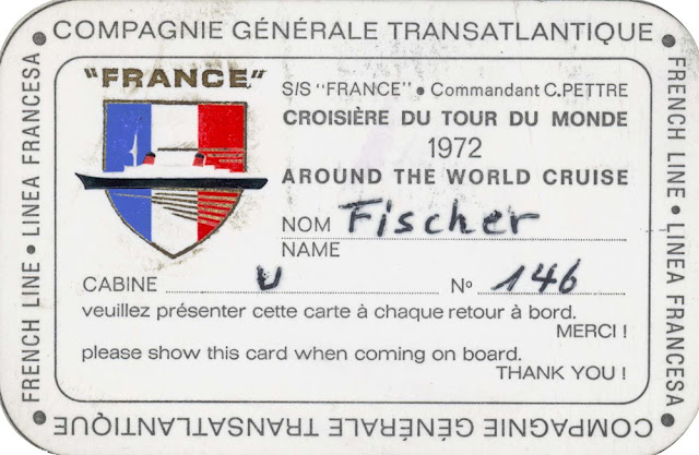 Call me FRANCE again - will the mythical ship be back at sea