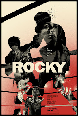 Rocky Standard Edition Screen Print by Gabz x Grey Matter Art
