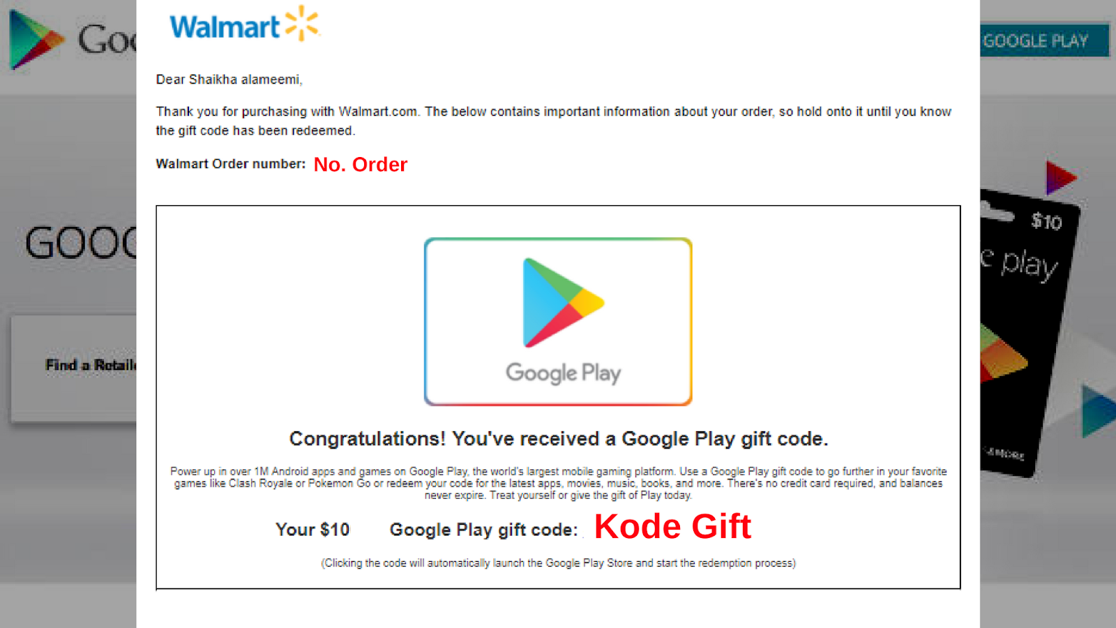 Cara Hack Google Play Gift Card Apk Working Google Play Gift