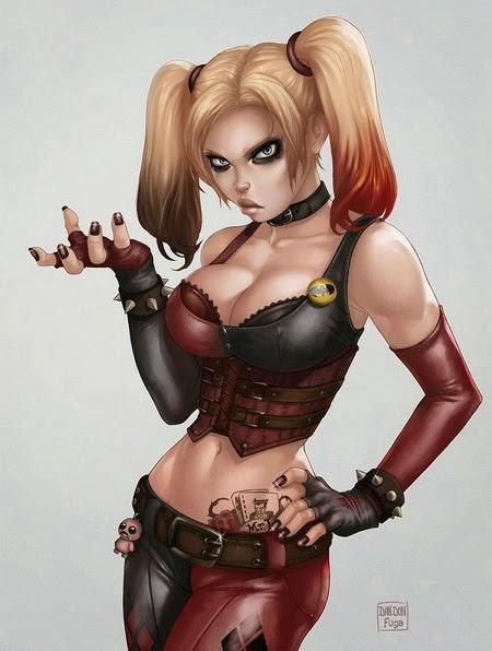 5 Karakter Animasi Wanita yang Super Hot 5 Karakter Animasi Wanita yang Super Hot 3
