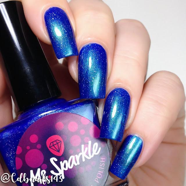 Ms.Sparkle-Asparas