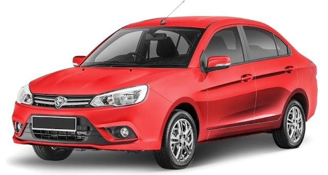 Model Kereta Paling Popular Di Malaysia 2016 - Proton Saga