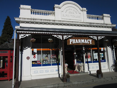 Centro histórico de Arrowtown, Nueva Zelanda