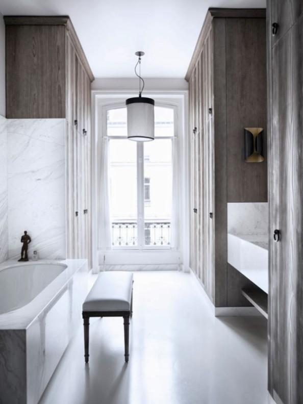 baño con vetidor integrado chicanddeco