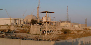 Iran's nuclear power plant at Bushehr: Focus of regional rivalry. [Image Credit: Paolo Contri/IAEA Imagebank (Flickr 047 10033), via Wikimedia Commons)] Click to Enlarge.