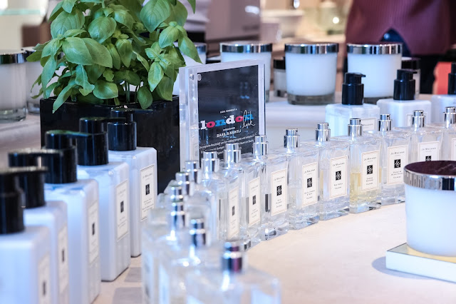 Jo Malone Counter