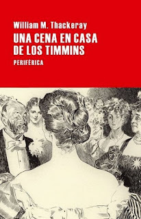Una cena en casa de los Timmins William M. Thackeray