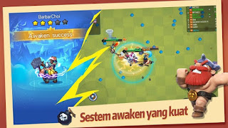 BarbarQ MOD APK 2018 (Energy+No Skill Cooldown+No Root) v1.0.60