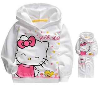 Gambar Jaket Hello Kitty Untuk Anak 5
