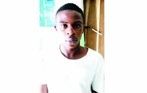 Meet  21-Year-Old Cultist Arrested For Armed Robbery, Murder
