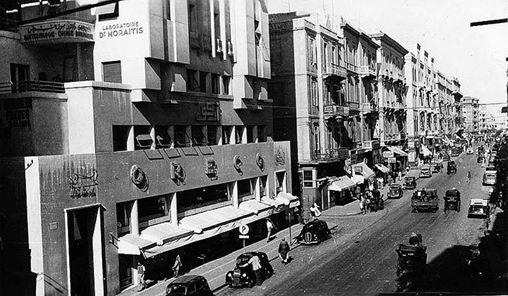 37cc24bfa مدونات عبد السلام إسماعيل (33): معالم الإسكندرية: الإسكندرية عام 1930