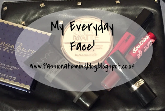 My Everyday Makeup!