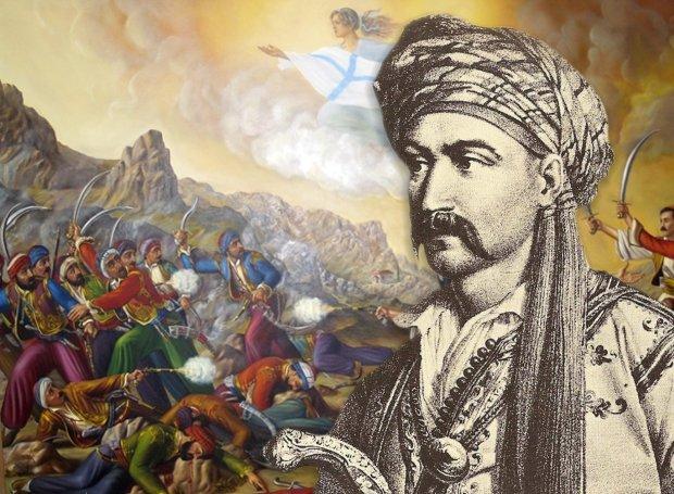 18 Μαΐου 1821: Η Μάχη των Δολιανών που έδωσε στον Νικηταρά το παρατσούκλι Τουρκοφάγος