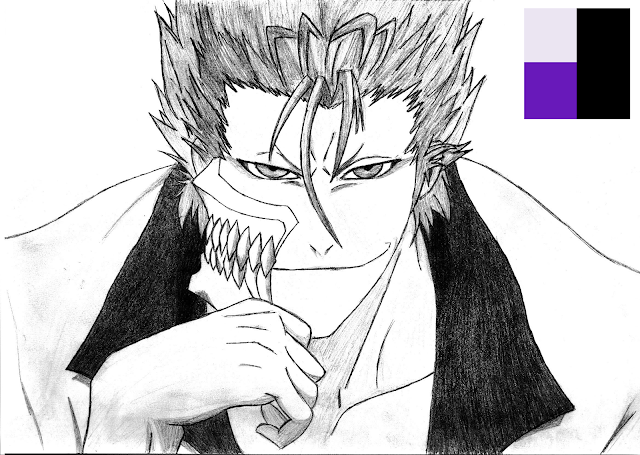 Grimmjow - Bleach (Placcido)