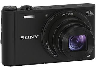 Download Sony Cyber-shot DSC-WX350 Digital Camera Instruction Manual PDF
