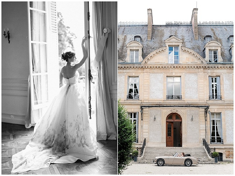 wedding photographer french paris luxe fine art