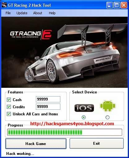 Gt Racing 2 The Real Car: GT Racing 2 Hack Cheat Tool