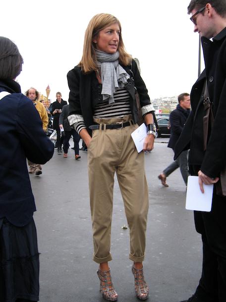 Fashion Inspiration Women Of Style Sarah Rutson Fashion Director Of Lane Crawford Cool Chic