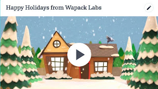 Happy Holidays from Wapack Labs