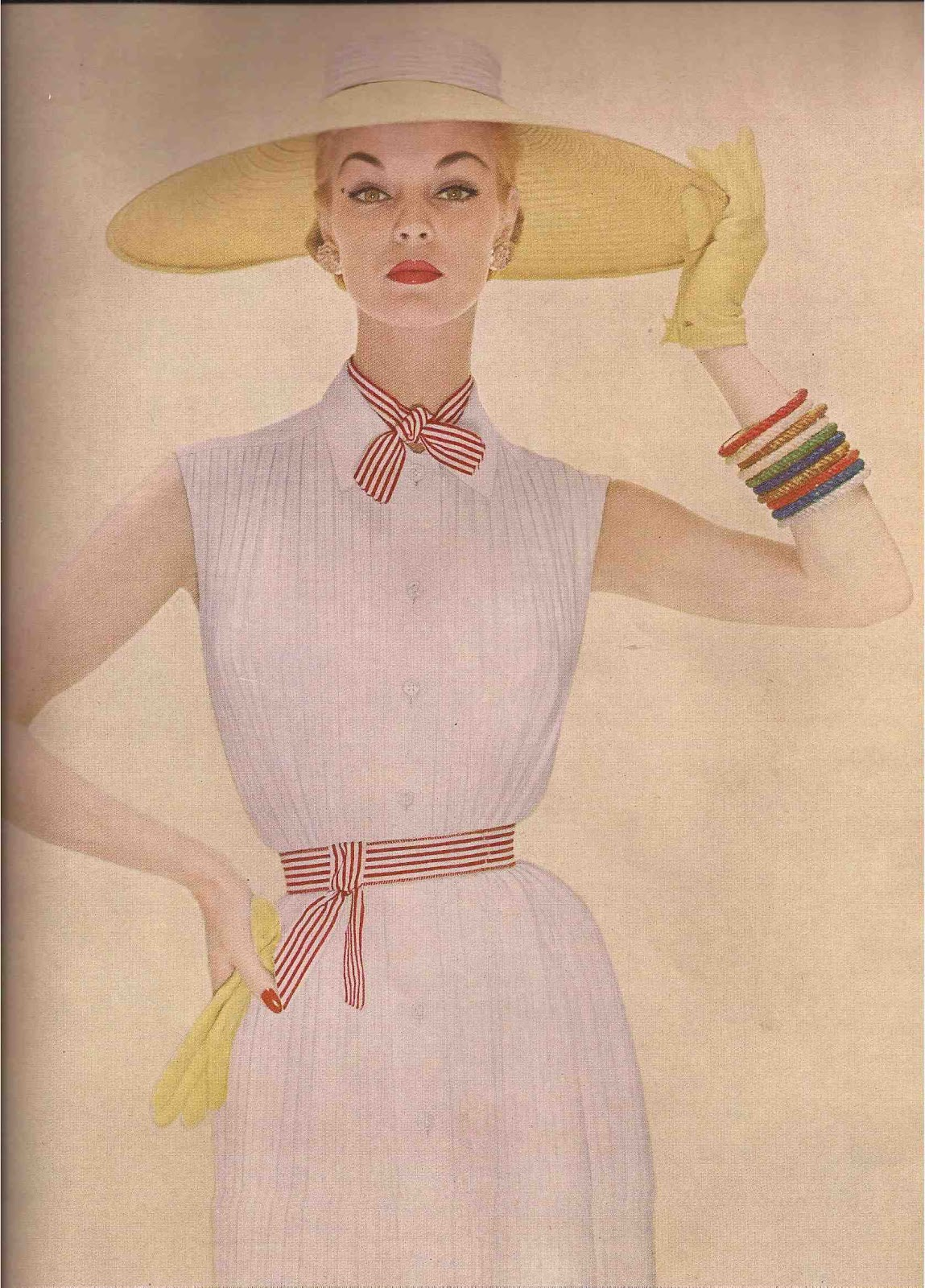 ed5b0a6521b1a devodotcom  IN VOGUE 1954