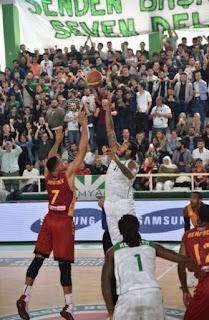 Yeşil Giresun Belediye - Galatasaray Odeabank