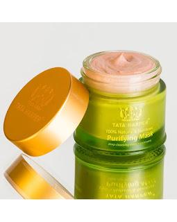 Tata Harper Purifying Mask, mask, skin, skin repair, damaged skin