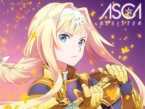 Sword Art Online: Alicization OP2 Single - RESISTER