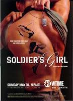 La chica de un soldado