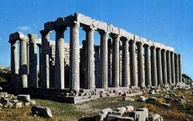 Ναός του Απόλλωνα, συλλεκτικό ντοκιμαντέρ πριν ο ναός σκεπαστεί