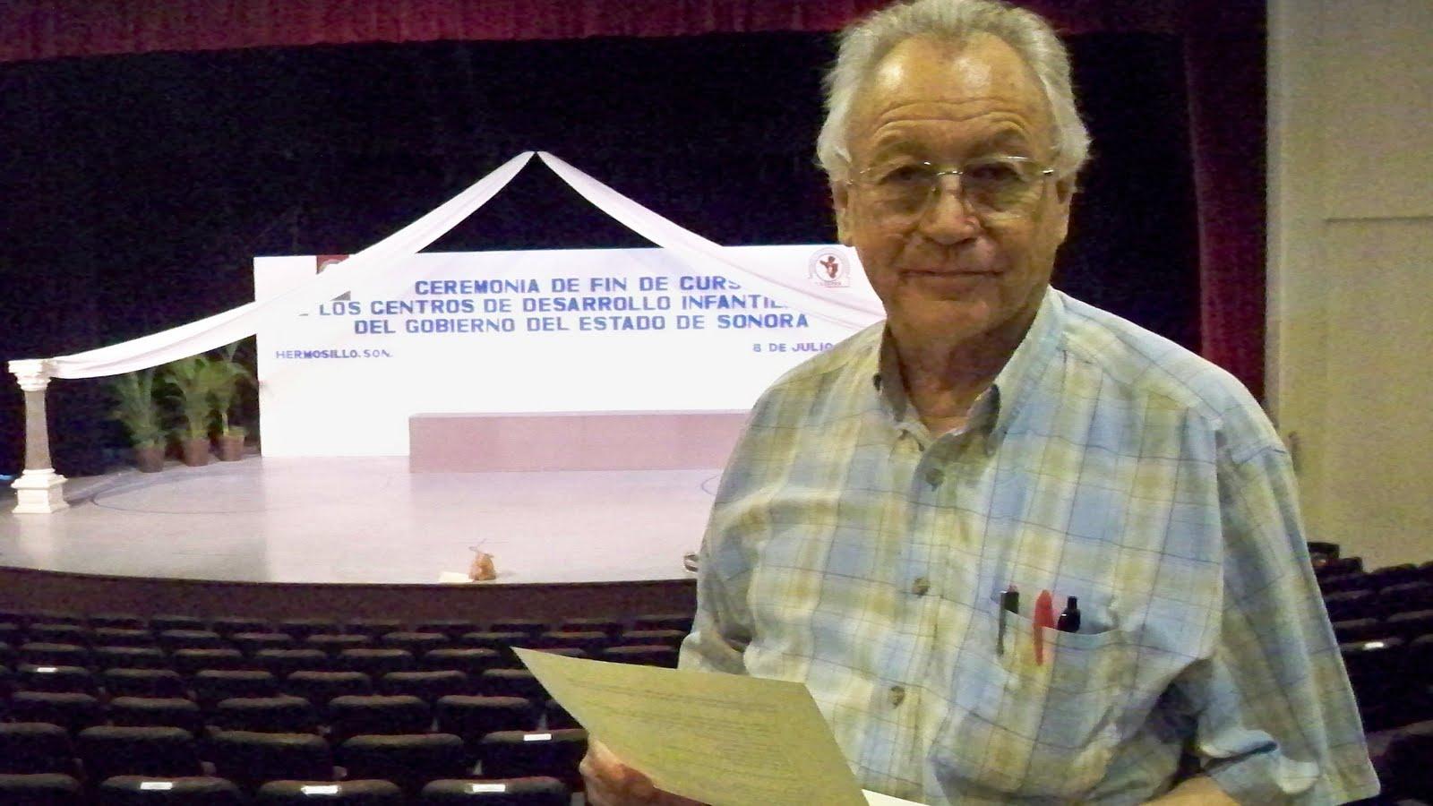84 Aniversario De La Fundación Puerto Peñasco Entrevista Al Historiador Guillermo Munro Palacio Publicación Especial