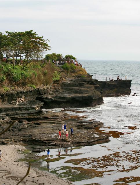 Tanah Lot Temple.Indonesia. Bali. Храм Танах Лот. Индонезия. Бали.